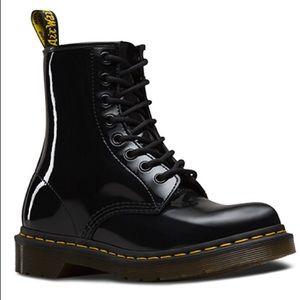 Women's 1460 Patent Dr. Martens Boot